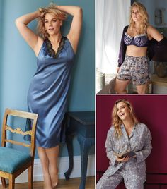 Read the article 'Pretty Woman: 6 New Plus Size Women's Sewing Patterns' in the BurdaStyle blog 'Daily Thread'.