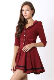 Available @ TrendTrunk.com Chicwish Dresses. By Chicwish. Only $23.00!