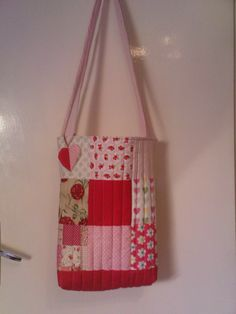 Candy colour Tote bag