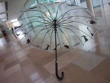 The World of Tim Burton Umbrella (A) Nightmare Before Christmas - Authentic RARE