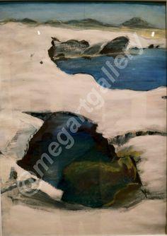 Artist: Xitiroglou Nasia Title: Saracenik1 50x70dim acrylic 300euro Joomla Templates, Layout, Sea, Gallery, Artist, Painting, Page Layout, Painting Art, Ocean