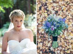nestldown outdoor wedding via Gather West Photography