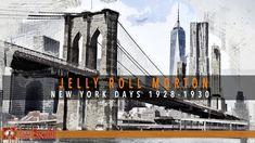 Jelly Roll Morton - New York Days (1928-1930) Jelly Roll Morton, Coleman Hawkins, Django Reinhardt, Joe Thomas, Count Basie, Glenn Miller, 100 Songs, Cool Jazz, Duke Ellington