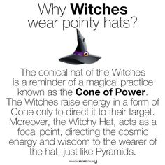 Not true actually - the first people associated with conical hats were the Jews in the Middle Ages, who were forced to wear them as signifiers of their ethnicity and were viewed as unclean or evil by most of society.....