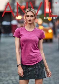 Werbetextilien, textile Werbemittel von ANVIL