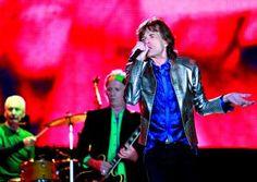 Destak Jornal - Rolling Stones tocam no Brasil em 2015 | Diversão & Arte