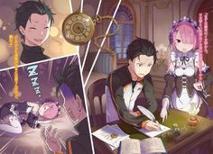 The second volume of the Re:Zero Kara Hajimeru Isekai Seikatsu series. Chapters…
