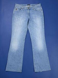 new style c376c 37b71 Armani jeans donna usato W30 tg 44 bootcut flare zampa used ...
