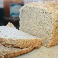Self-rising flour, beer and a little sugar make an easy, tasty quick bread that serves as a fine accompaniment to hearty entrees.