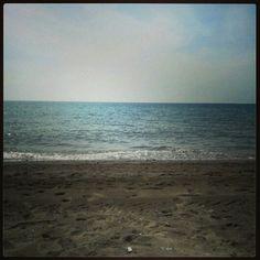 Playa de Torre de Benagalbón ... Divina!