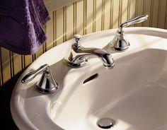 GROHE Seabury 3-hole Bathroom Faucet