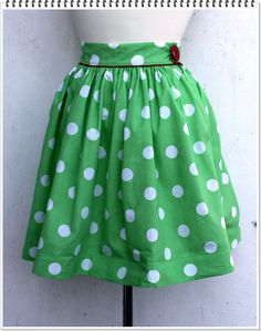 Groovybaby....and mama: DIY - high waist skirt with zipper