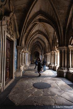 Catedral da Sé: corredores dos claustros