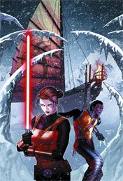 Star Wars: Lost Tribe Of The Sith - Spiral #1 (of 5) - $2.99