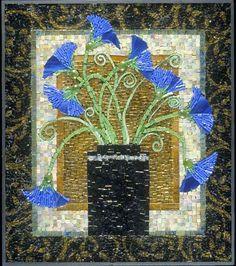 Floral mosaic.  Juli Huicy