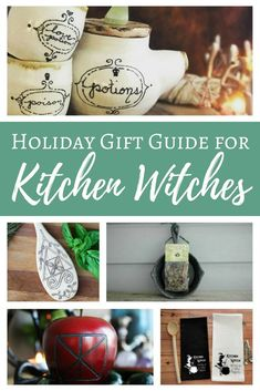 Holiday Gift Guide for Kitchen Witches   The Witch of Lupine Hollow