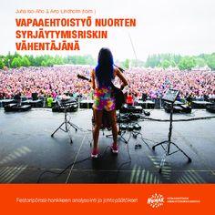 Vapaaehtoistyö nuorten syrjäytymisriskin vähentäjänä. Julkaisut - Humak 2018