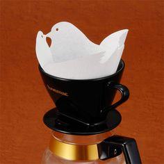 ラブドリ コーヒーフィルター 20枚入り 2~4杯用|ほの珈琲 -CAFE MERCADO-