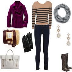 """""""Winter Outfit"""" by annekesguidetostyle on Polyvore"""