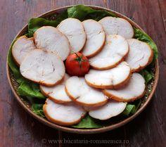 Aperitive pentru Sarbatori - Bucataria Romaneasca Charcuterie, Appetizer Recipes, Appetizers, Caprese Salad, Camembert Cheese, Food, Chicken, Starter Recipes, Appetizer