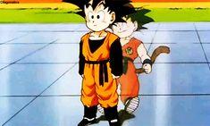 A carbon-copy of Son Goku.
