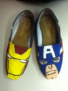 the avengers toms