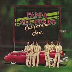 Jacoviche Melomania: Fania All Stars ‎– California Jam