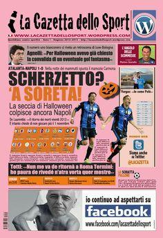La COPERTINA DEL 01.11.2012