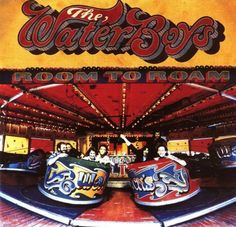 Waterboys - The raggle taggle gipsy (Room to roam - Ensign UK/1990)