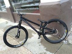 Downhill Bike, Mtb Bike, Bmx Bikes, Dirt Bicycle, Scott Voltage, Vtt Dirt, Dirt Jumper, Mountian Bike, Cafe Racer Bikes