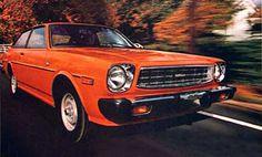 1978 Toyota Corolla SR-5 Liftback. My second car. Mine was maroon with a tan stripe. Loved that car.