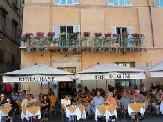 Roma - Bar/Ristorante TRE SCALINI