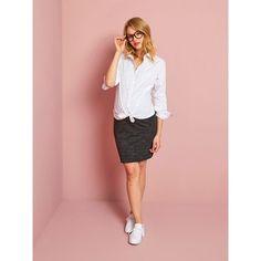 59 meilleures images du tableau Jupe tube   Ladies fashion, Daily ... 6a942a551d52
