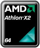 Processor: AMD, Athlon 64 X2 4800+