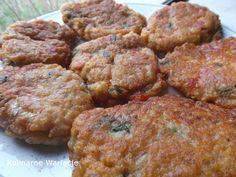 Kulinarne Wariacje: Pitaroudia (πιταρούδια) czyli placuszki