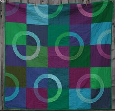 New Modern Quilts (solids)