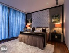 Master Bedroom – Pearl Island Sentosa only @ Singapore's Design + Lifestyle Channel