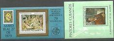 a hojitas de sellos de cuba de 1979 - Categoria:  Estado del Producto: sin especificar Nuevos. Hojitas de CUBA nuevas, sin seAal de fijasellos.Price: 1,00 EUR Ver Producto
