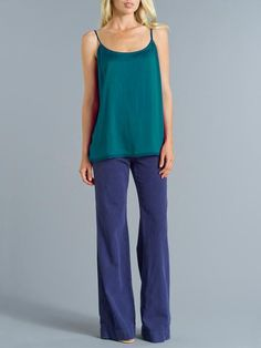 Jasmine Linen Pant by Babakul $108
