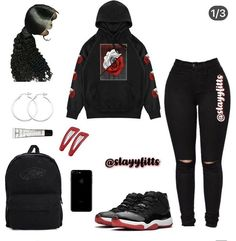 ✔ Fashion Teenage Girls Style - - ✔ Fashion Teenage Girls Style Source by Nike Outfits, Cute Comfy Outfits, Cute Outfits For School, Cute Casual Outfits, Cute Outfits With Nikes, Winter Swag Outfits, Outfits With Jordans, Summer Outfits, Jordan Outfits For Girls