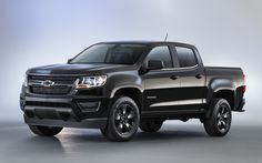 2016 Chevy Colorado Z71 Trail Boss | the 2016 Chevrolet Colorado's Midnight Edition and Z71 Trail Boss ...