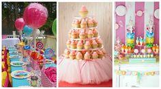Ideas decorativas para cumpleaños infantiles