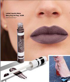 May Kay, Imagenes Mary Kay, Dark & Stormy, Mary Kay Makeup, Truffles, Hair And Nails, Magenta, Beauty Products, Lipstick