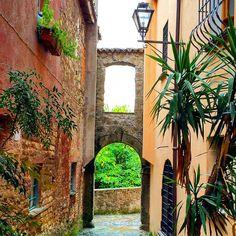 https://flic.kr/p/z2xDaC | Magic in the rain today..  Formello, Italy! #upsticksandgo #instaitalia #formello #italy #italia #michfrost #history #oldquarter #travel #travelingtheworld #travelgram #instagood