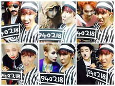 IDK about y'all but I though V as the Joker was hella hawt!!! Bangtan Boys_HALOWEEN !!!!!!!!!!!!!!!!!!