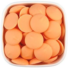 Peach Candy Melts - Merckens 1LB