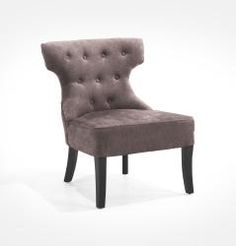 @Overstock - Ideal for your loft or condo, this chair will look good anywhere. Complement your home decor with an elegant and contemporary chair, featuring a unique Euro-modern design in wisteria chenille fabric. http://www.overstock.com/Home-Garden/Wisteria-Chenille-Accent-Chair/5513125/product.html?CID=214117 $274.99