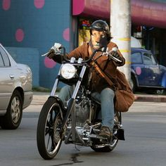 lion on bikes pictures | roy lee simba on his bike
