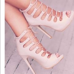 Heels Have these exact heels for sale worn once size 9 true to size Glaze Shoes Heels