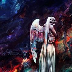 weeping angel by alice x. zhang